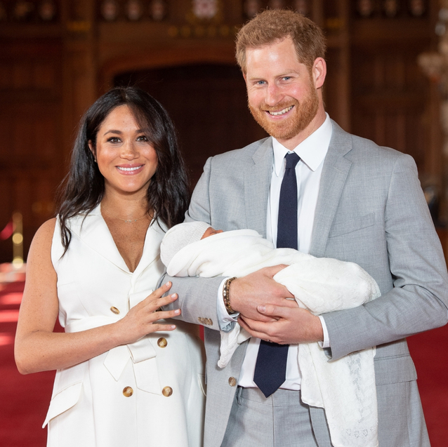 The First Pictures Of The Royal Baby Are Here