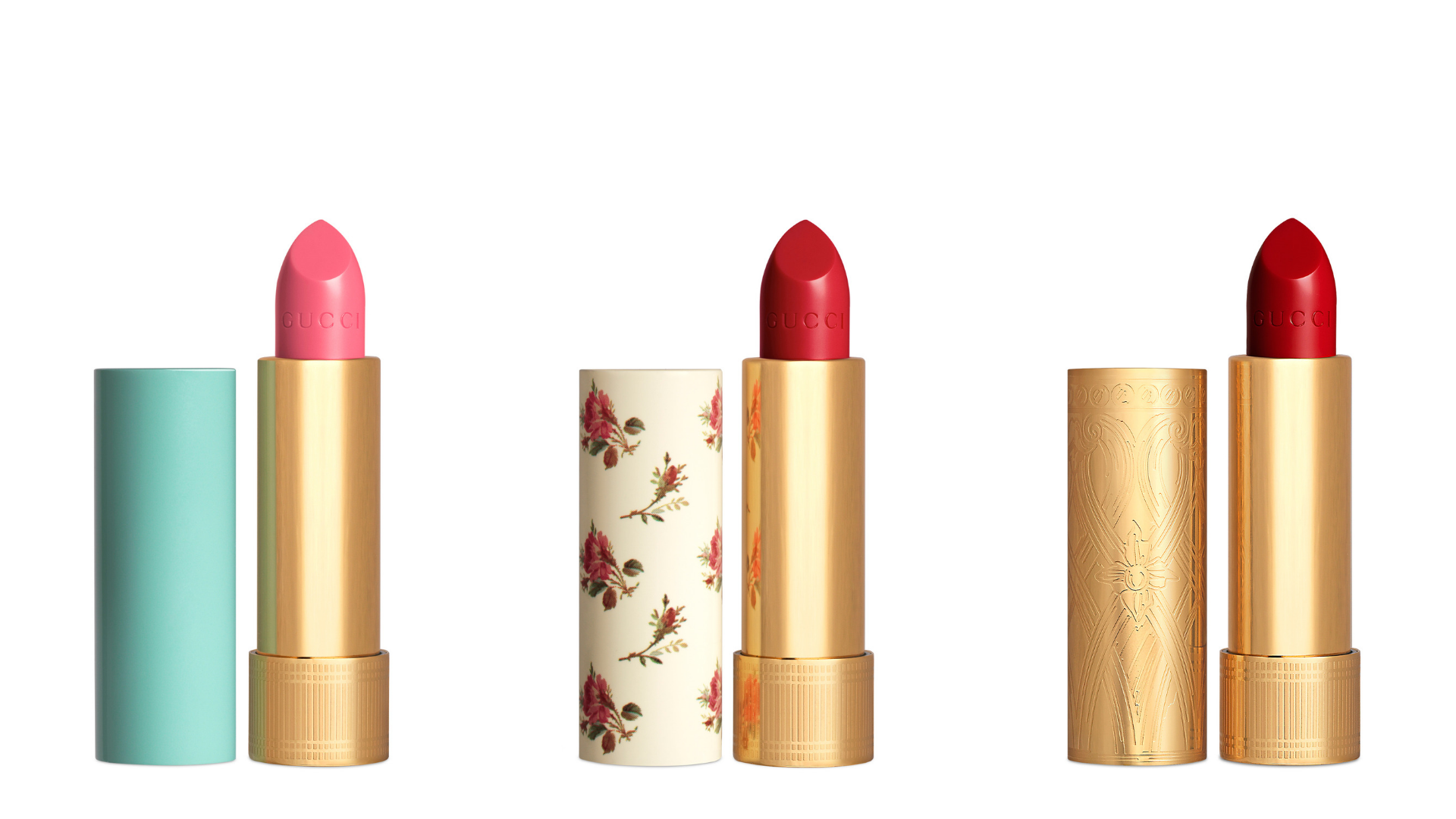 Alessandro Michele's Debut Collection Of Lipsticks For Gucci Has Just Dropped