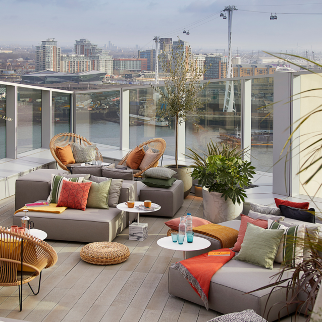 Wellness Meets Design At The Heart Of Upper Riverside And London's Greenwich Peninsula