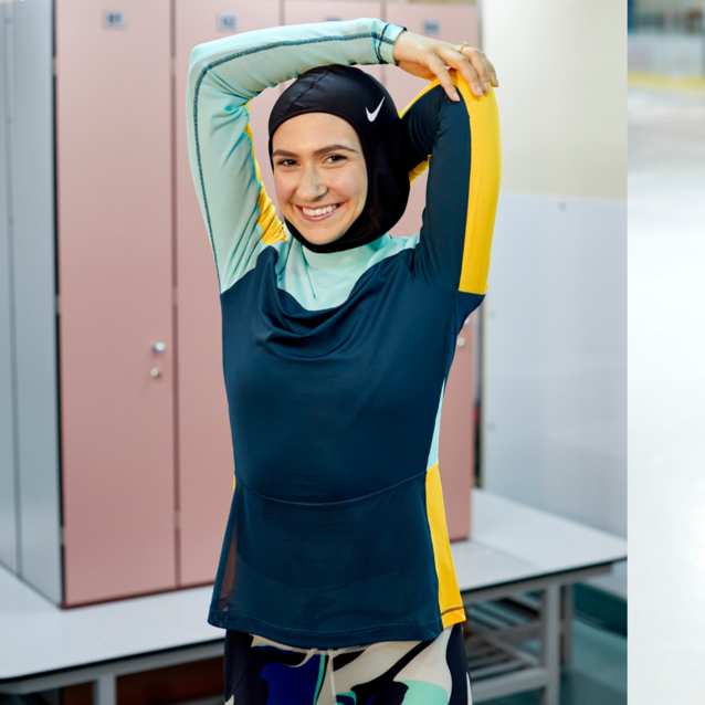 Exclusive: How Emirati Figure Skater Zahra Lari Is Changing The Narrative Of The Sporting World