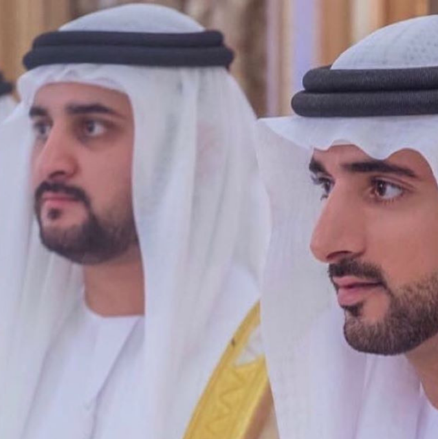 There's An Official Date For Sheikh Hamdan's Wedding Reception
