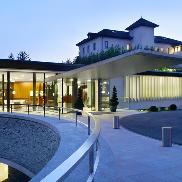 Montreux's Clinique La Prairie Is A Dreamy Health And Beauty Retreat