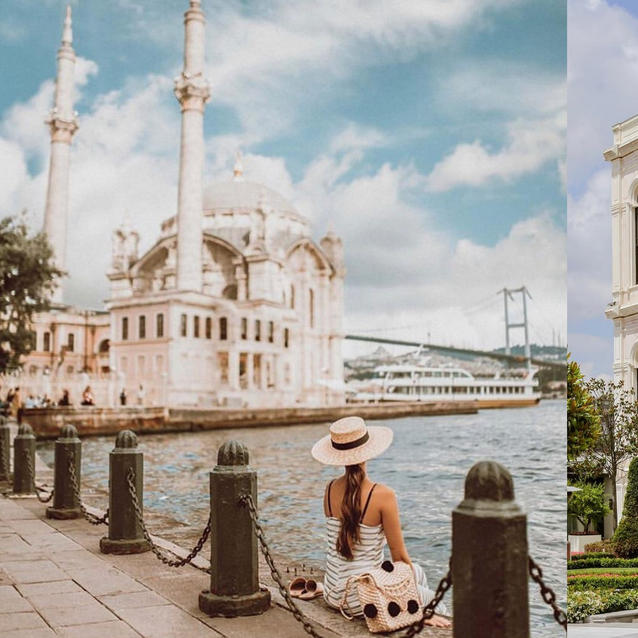 The Escape | Four Seasons Hotel Istanbul at the Bosphorus, Turkey