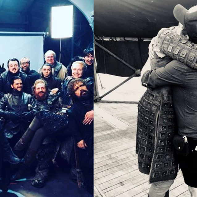 The 'Game of Thrones' Casts' Reaction To The Final Episode