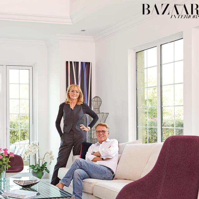A Look Inside Swedish Artist Cecilia Setterdahl's Vibrant Villa