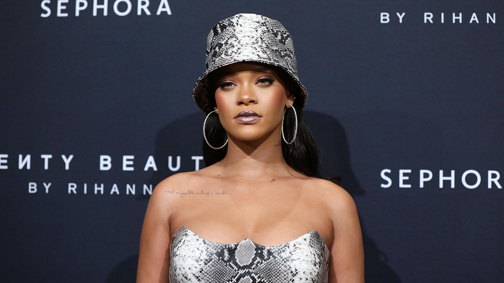 Rihanna's Fenty Fashion Label Launches In Paris Tomorrow