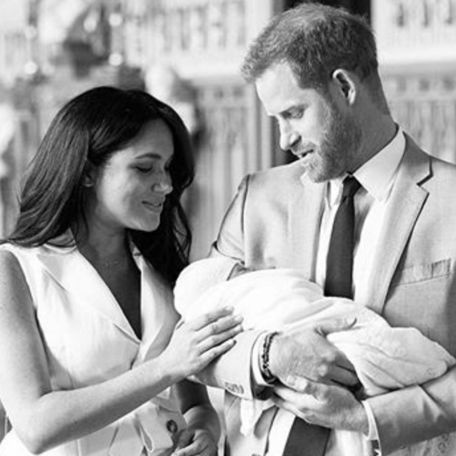 "Meghan Markle And Prince Harry Are In ""State of Sheer Delight"" With Baby Archie"