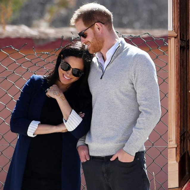 The Duke And Duchess Of Sussex Share New Photo Of Baby Archie For UK Father's Day
