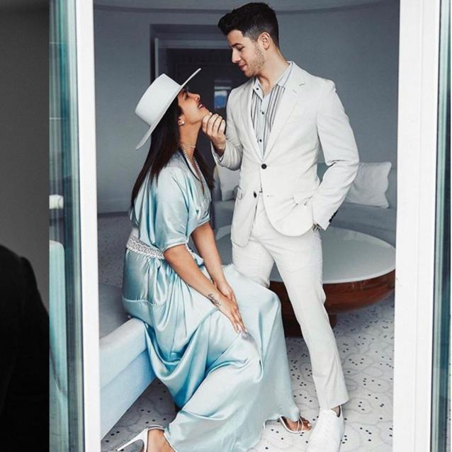 Nick Jonas Celebrates One Year Dating Anniversary With Romantic Instagram