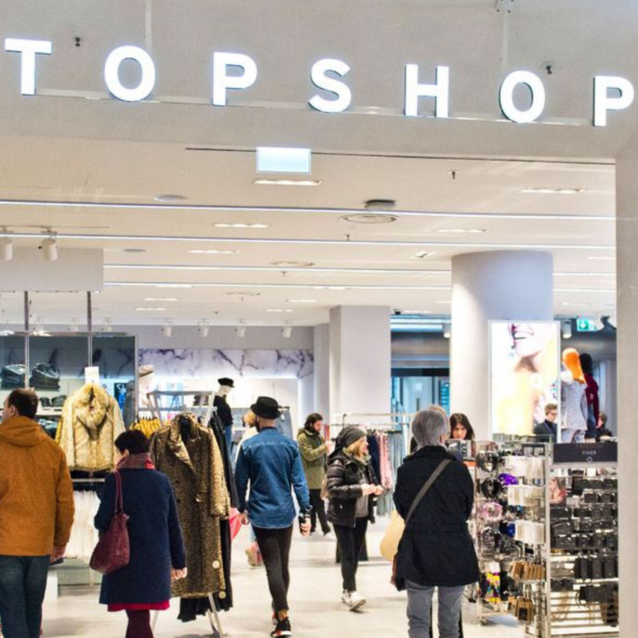 Topshop To Close All Of Its U.S. Locations