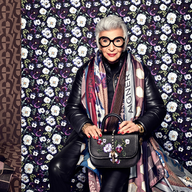 AIGNER Teams Up This Major Fashion Icon For Their Autumn/Winter 2019 Campaign