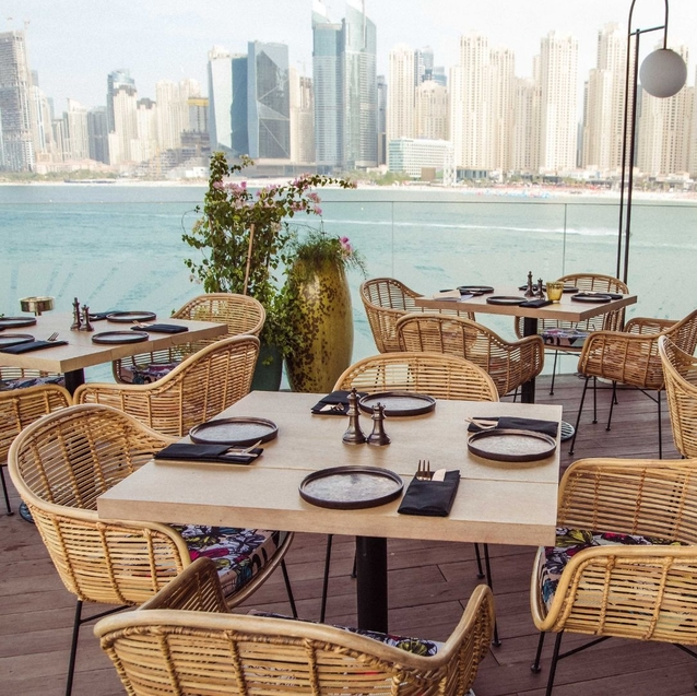 #ChicEats | London's Calling With A Duo Of Brunches At This Island Hotspot