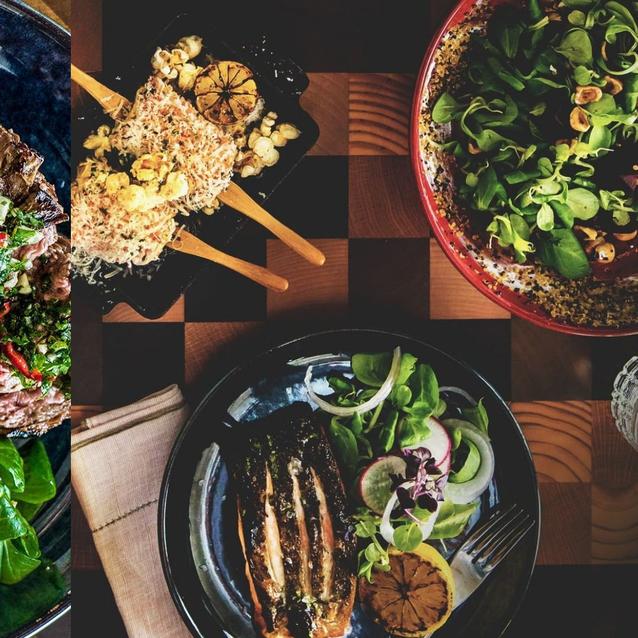 #ChicEats | Graze Gastro Grill, La Ville Hotel & Suites City Walk