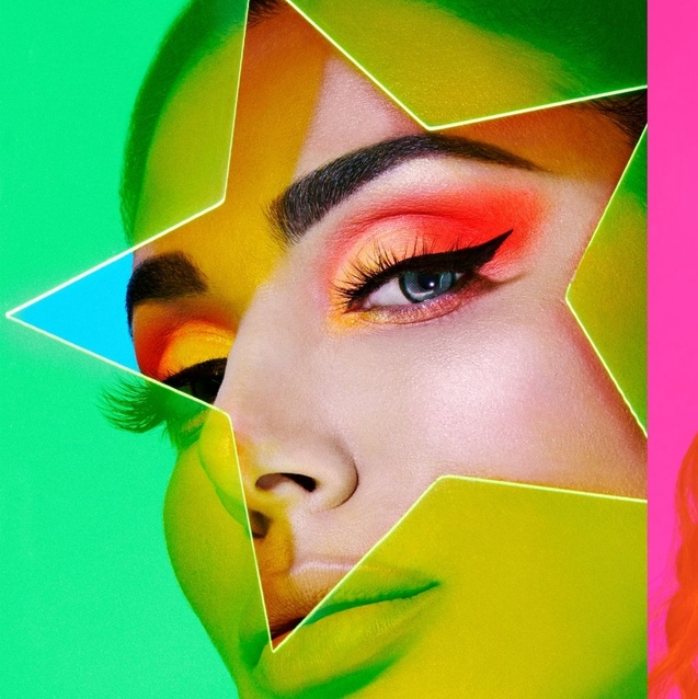 Here's What We Think of Huda Beauty's New Neon Palettes