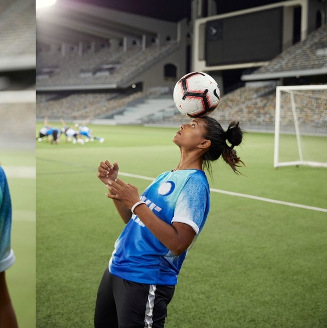 Nike Unveils The Last Installment of Its Dream Crazier Campaign With UAE Football Coach Houriya Al Tahri