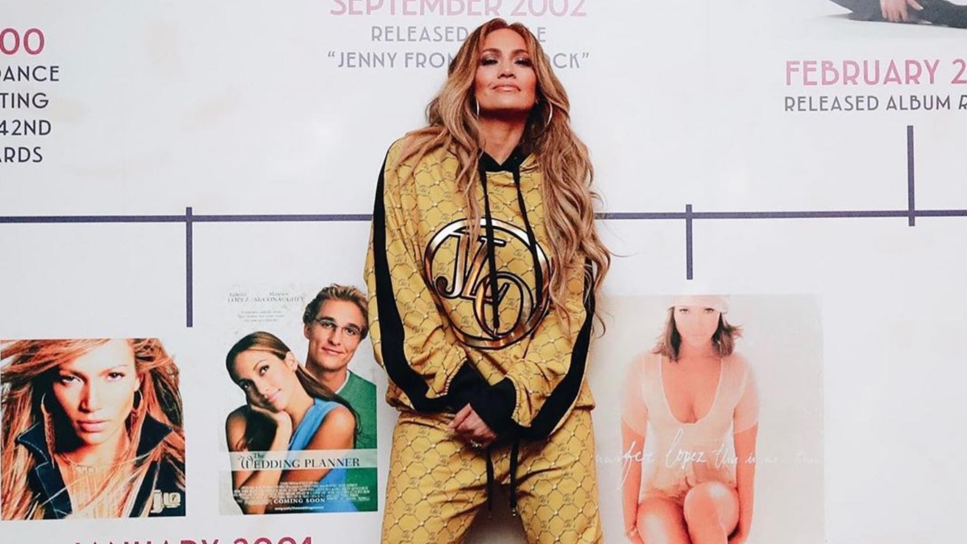 Jennifer Lopez Is Spotlighting Arab Designers On Her Latest Tour