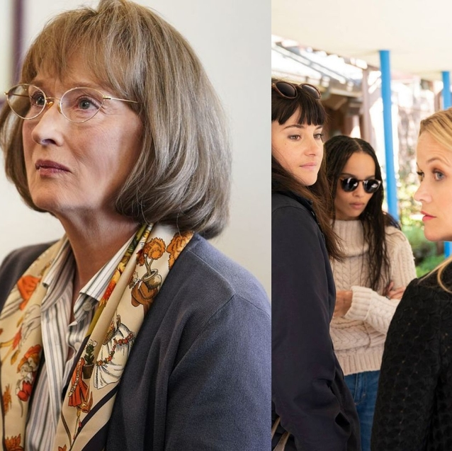 Meryl Streep Made Her Big Little Lies Debut And The Internet Can't Handle It