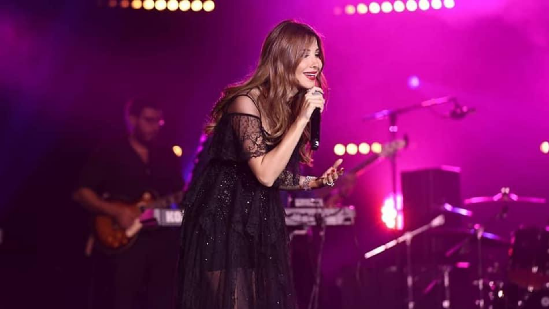 Nancy Ajram Is Performing Her First Concert In Saudi Arabia