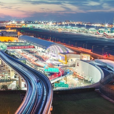 Dubai Airport Is Banning Single-Use Plastic From January 1st