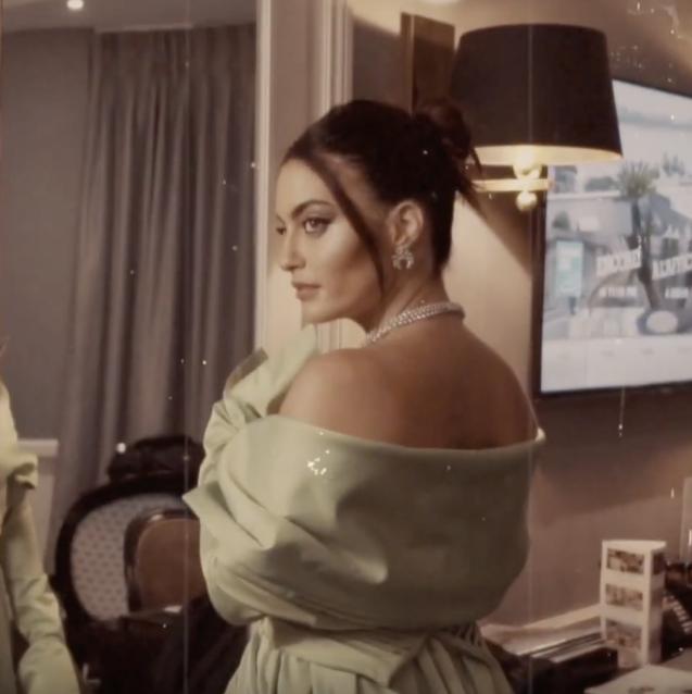 Watch: Karen Wazen Gets Ready For Cannes Film Festival