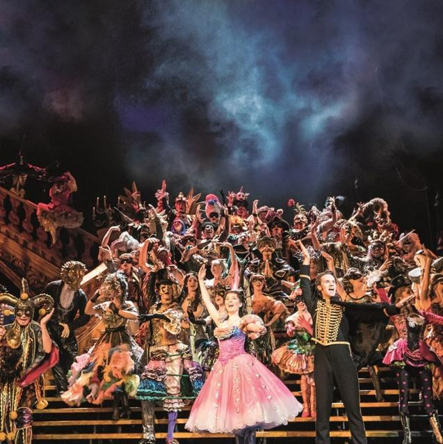 5 More Shows Have Been Added To The Phantom Of The Opera At Dubai Opera