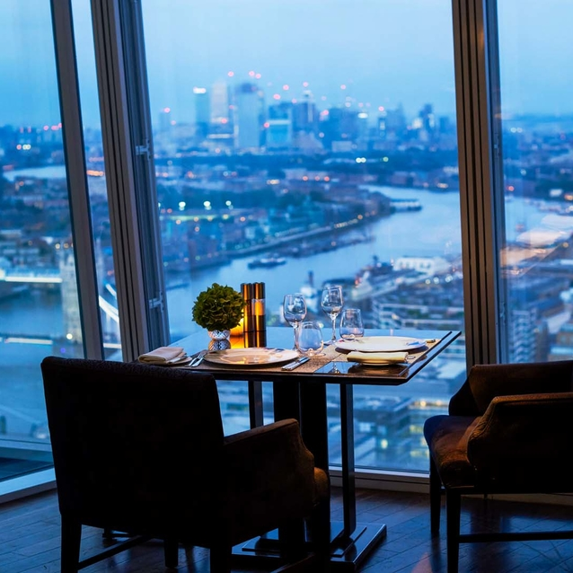 The Escape | Shangri-La Hotel, The Shard London