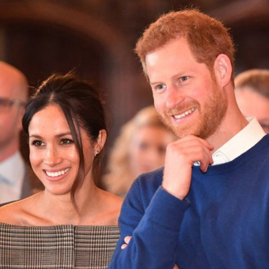 Meghan Markle And Prince Harry Are Planning A Royal Tour Of Africa
