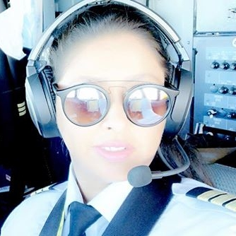 Yasmeen Al Maimani Becomes Saudi Arabia's First Female Commercial Pilot