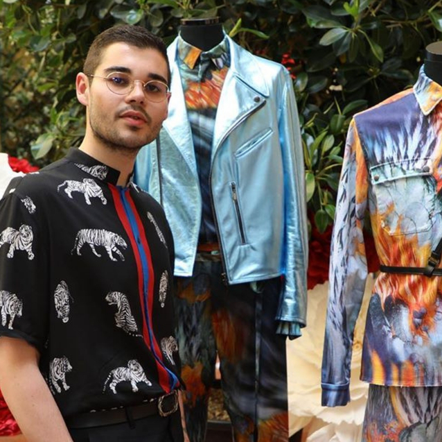Your First Look At Robert Cavalli's Triple RRR SS/20 Collection