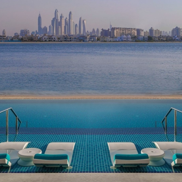 The Escape | The Retreat Palm Dubai