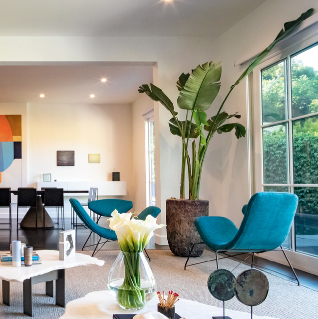 Inside Brazilian Design Dealer Ulysses De Santi's Los Angeles Abode