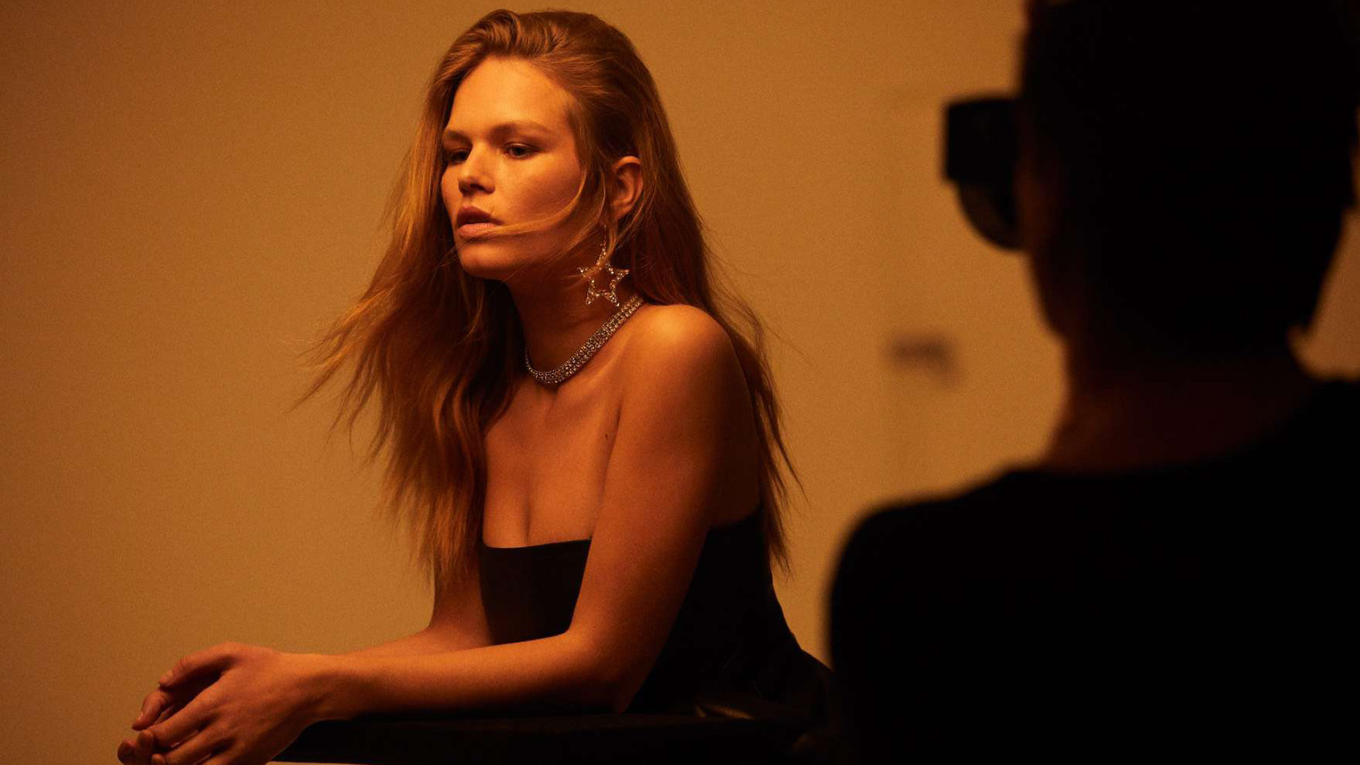 Exclusive: Anna Ewers Fronts Liu Jo's Meghan Markle-Inspired A/W19 Campaign
