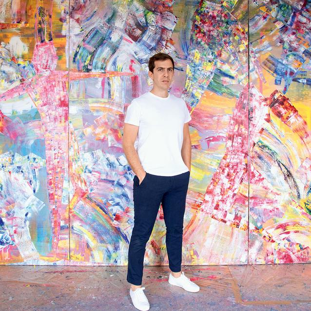 French-Iranian Artist Sassan Behnam-Bakhtiar's Extremis Exhibition Launches In Düsseldorf This October