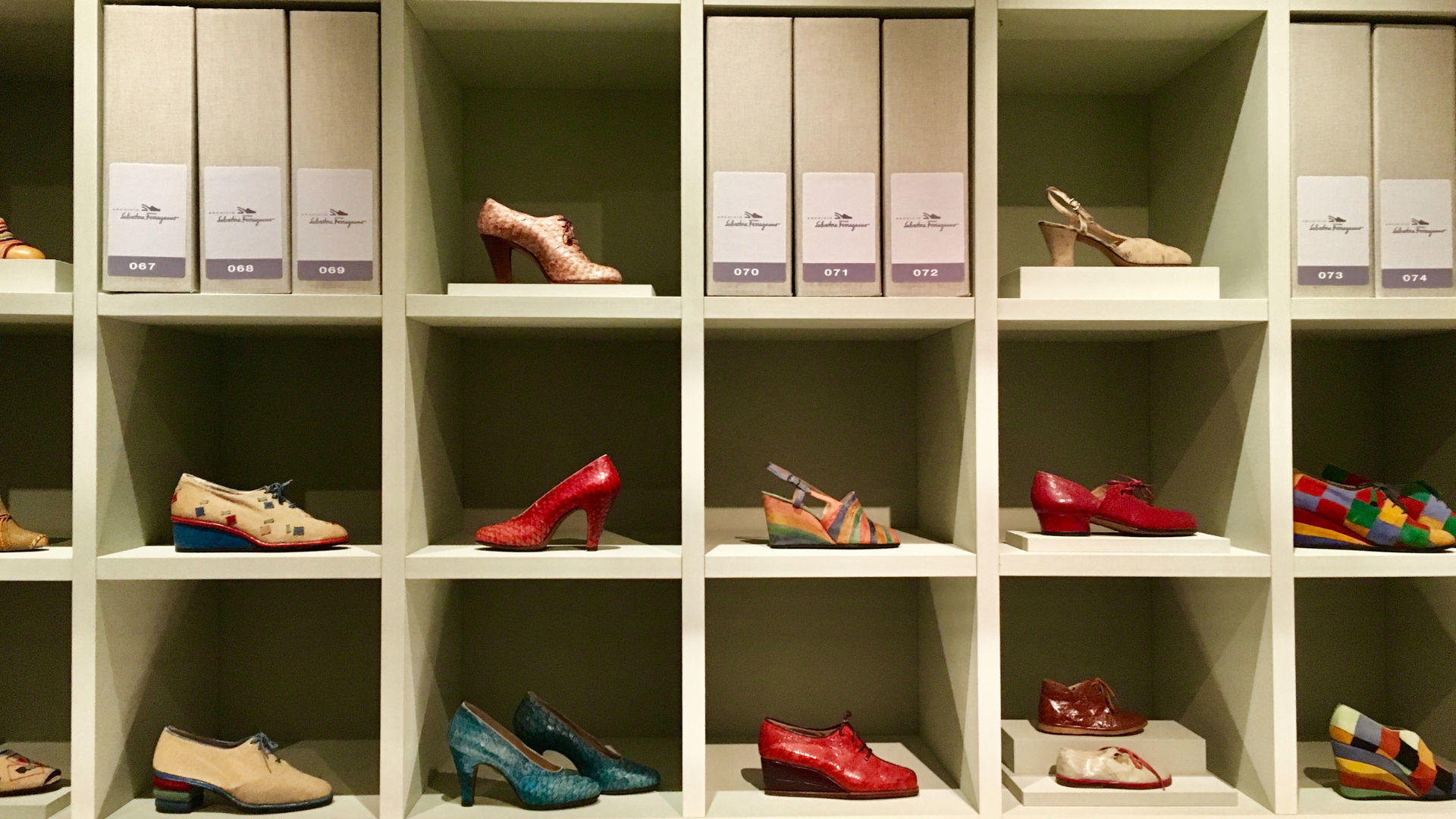 The Salvatore Ferragamo Museum In Italy Launches 'Sustainable Thinking' Exhibition