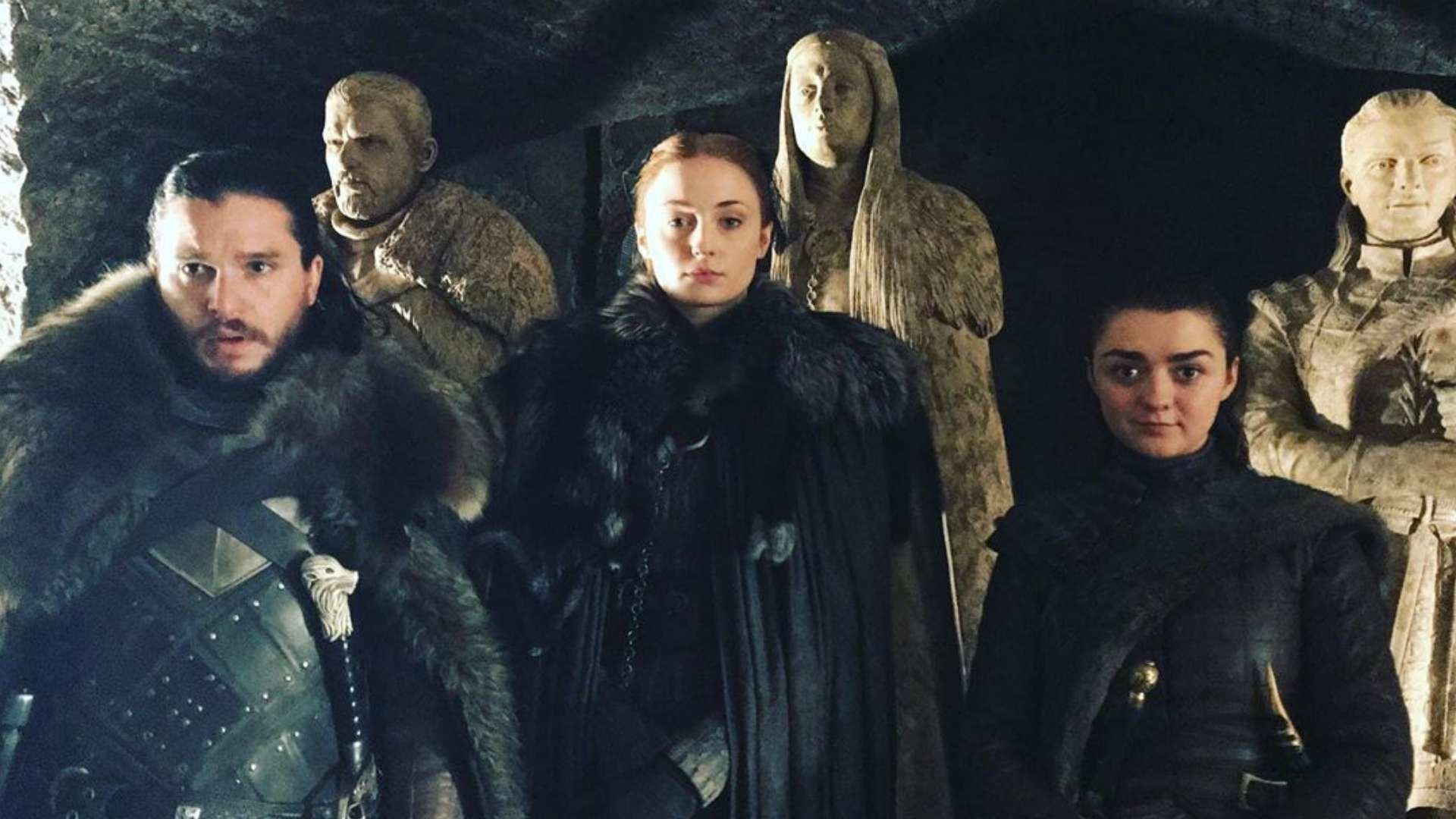 The 'Game Of Thrones' Prequel Has Started Filming