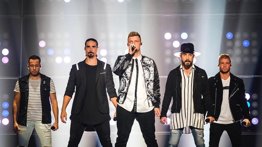 The Backstreet Boys Will Perform In Saudi Arabia