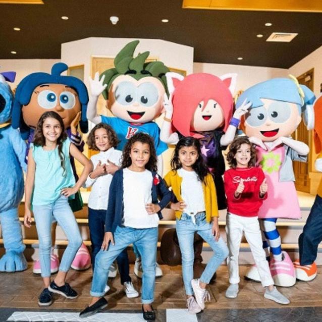 KidZania Just Opened In Abu Dhabi's Yas Mall