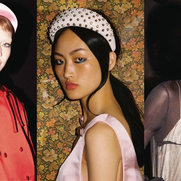 Trending: 13 Ways To Wear A Padded Headband