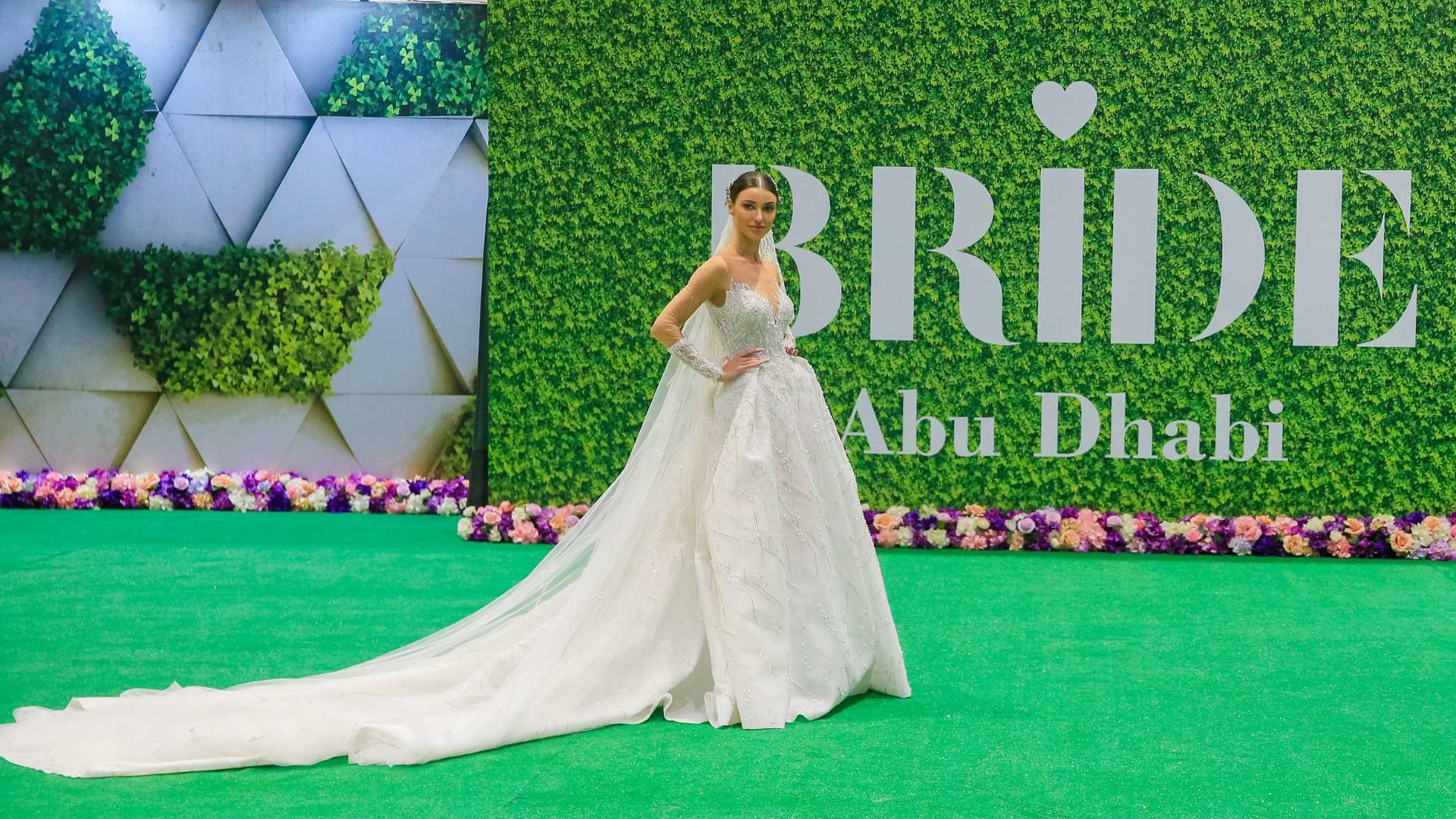 5 Highlights From Bride Abu Dhabi 2019 We're Still Swooning Over