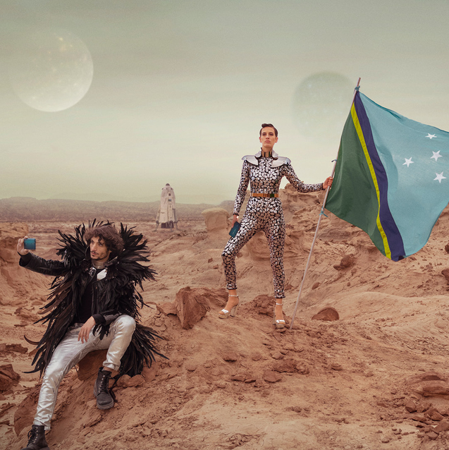 Why We're Obsessed With OPPO's New 'Lead The Species' Campaign