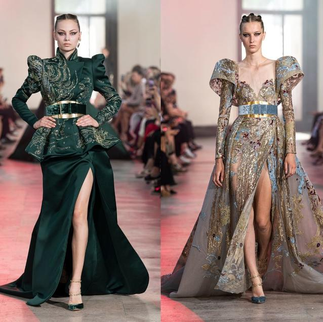 Elie Saab Haute Couture Autumn/Winter 2019