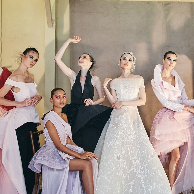 Azzi & Osta Haute Couture Autumn/Winter 2019
