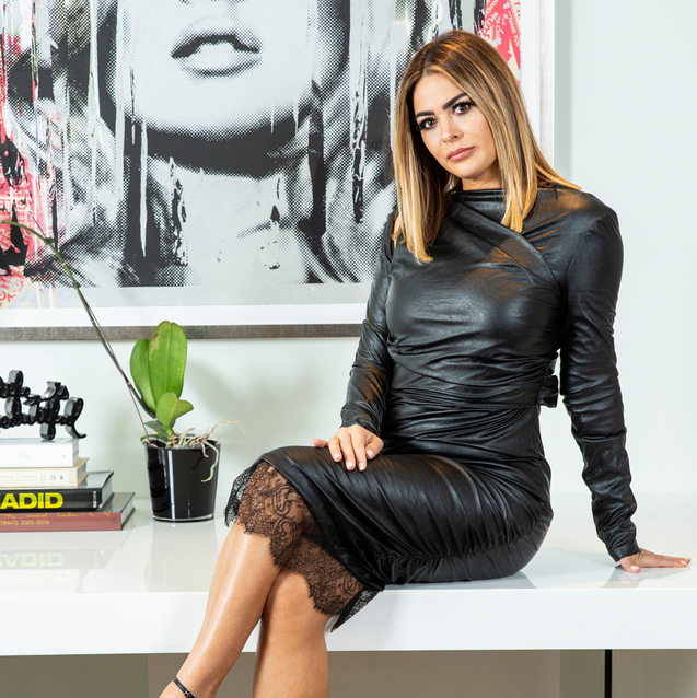 A Very Modern Role Model: Carla DiBello On Using The Power Of Being A Woman To Dominate A Workplace Full Of Men