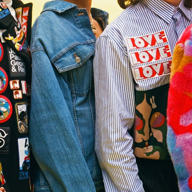 Stella McCartney Launches Beatles-Inspired Collection
