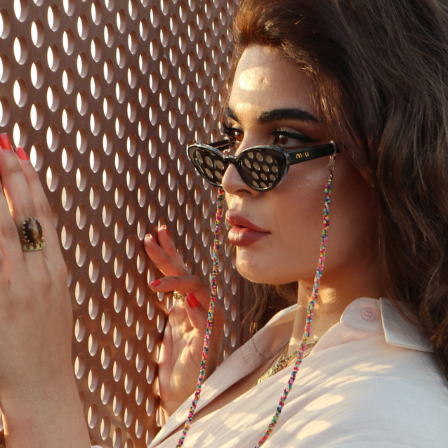 Sunglass Hut Has Joined Forces With This Dubai-Based Fashion Designer