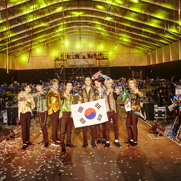 This K-POP Band Had Saudi Fans Singing In Korean