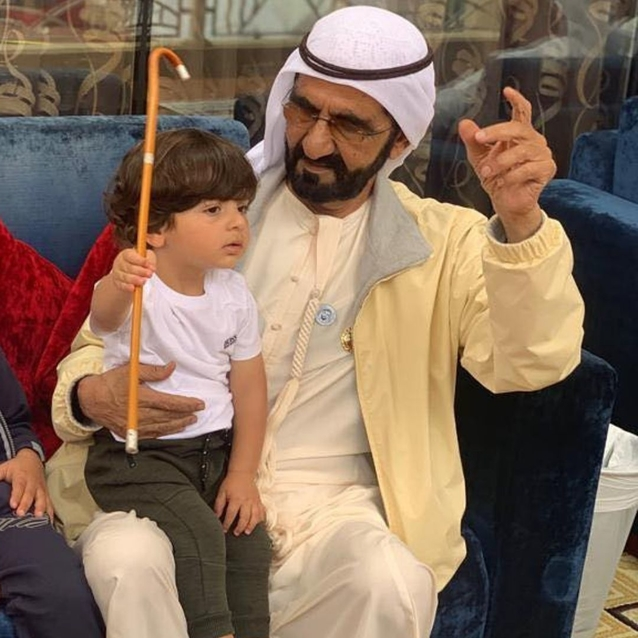 Sheikh Mohammed Released A Special Message For Emirati Women's Day