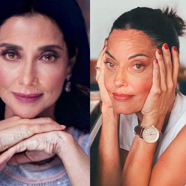 The Best Celebrity Face App Challenge Photos