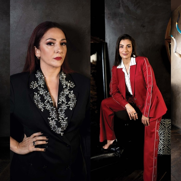 Haifa Addas, Lina Samman, Sahar Parham Al Awadhi And Gada Shaikli On What It Means To Be A Strong Woman Today