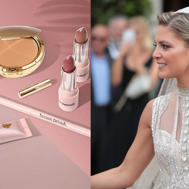 Exclusive: Every Product Used To Create Christina Mourad's Bridal Beauty